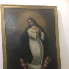 Arte: ÓLEO VIRGEN INMACULADA SIGLO XVII. Lote 172249568