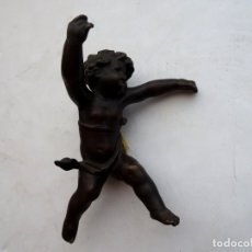 Arte: ANGEL DE BRONCE – ANTIGUO. Lote 172353575
