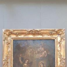 Arte: OLEO SOBRE COBRE XVII. Lote 172513202