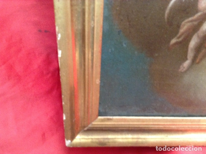 Arte: Inmaculada . Óleo sobre lienzo - Foto 21 - 172693030
