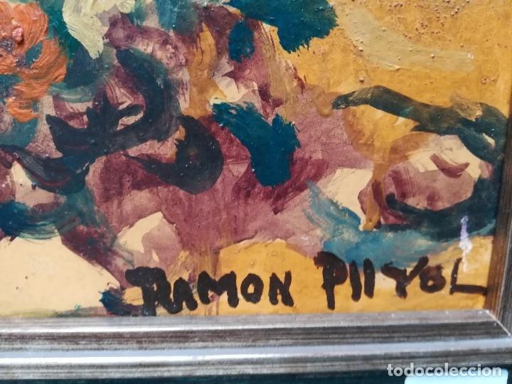Arte: Playa de Marruecos , PINTADO POR Ramon Puyol - Foto 3 - 172759689
