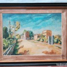Arte: ACUARELA. Lote 173768125