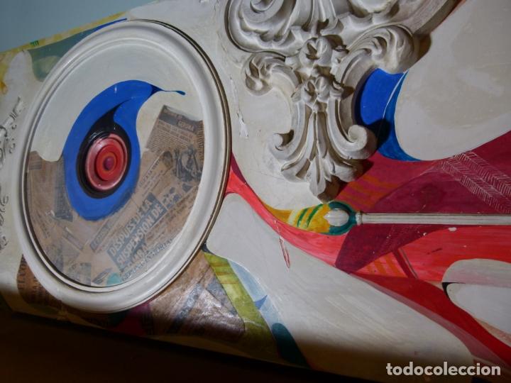 Arte: PINTURA SOBRE YESO DE LLUIS GUELL COMPTE - Foto 6 - 174053360