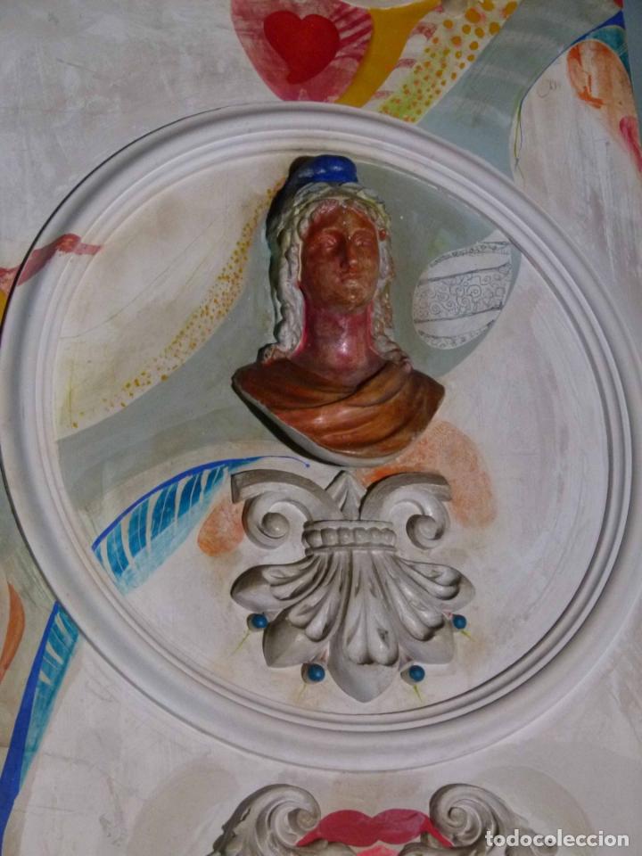 Arte: PINTURA SOBRE YESO DE LLUIS GUELL COMPTE - Foto 11 - 174053360