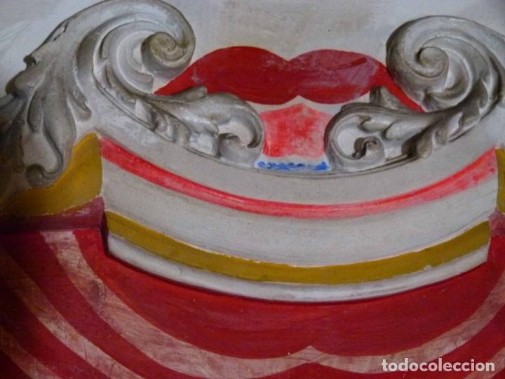 Arte: PINTURA SOBRE YESO DE LLUIS GUELL COMPTE - Foto 15 - 174053360
