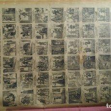 Arte: ALELUYA DE SANTA GENOVEVA, PRIKNCESA DE BRABANTE IDEAL PARA ENMARCAR DE UNOS 40X50CMS. POR SÓLO. Lote 174572552