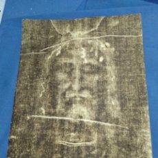Arte: ANTIGUA FOTO O GRABADO ITALIANA DE LA SABANA DE JESUS 1936. Lote 175461792