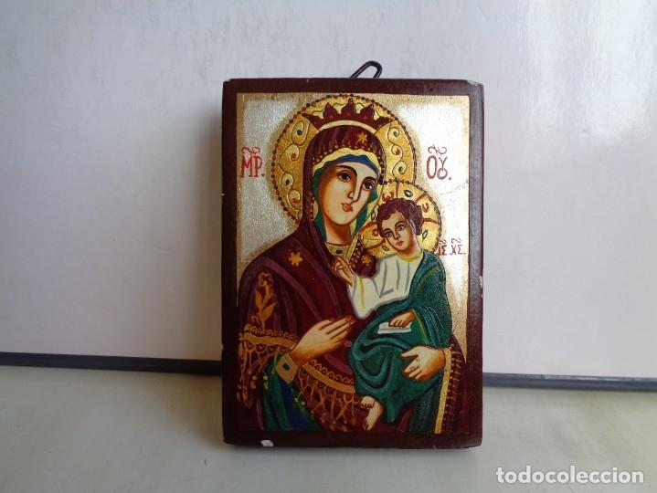 PRECIOSO ICONO RUSOD (Arte - Arte Religioso - Iconos)