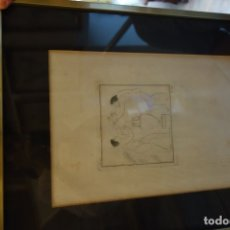 Arte: CUADRO GRABADO DEL SIGLO XVIII. Lote 175770579