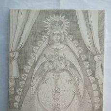 Arte: CUADRO VIRGEN DEL ROCÍO. Lote 176145197