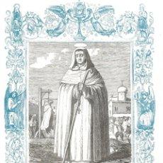 Arte: SAN PEDRO ARMENGOL - GRABADO DÉCADAS 1850-1860 - BUEN ESTADO. Lote 176367405