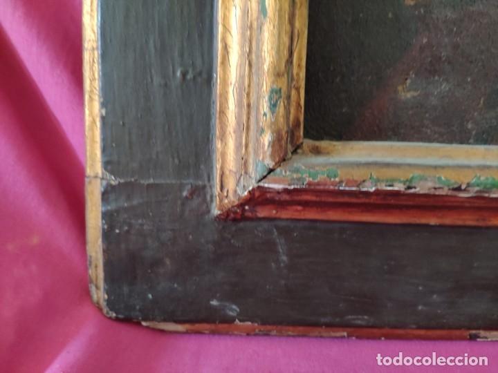 Arte: ÓLEO SOBRE LIENZO, ECCE HOMO, SIGLO XVI-XVII, 1000-044 - Foto 10 - 176505808