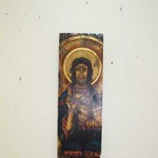 Arte: ICONO RELIGIOSO FIGURA APÓSTOL SAN ANDRÉS. Lote 176721424