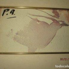 Arte: ABSTRACTO PINTURA ANTIGUA. Lote 176768720