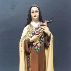 Arte: IMAGEN RELIGIOSA OLOT SANTA TERESA DE JESÚS. Lote 177319870