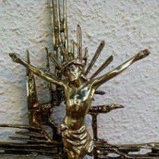 Arte: CRISTO SURREALISTA. SALVADOR DALI. AÑOS 1960.. Lote 177456292