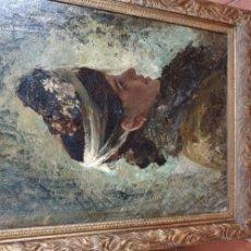 Arte: OLEO EN LIENZO Y CON FIRMA. Lote 177756308