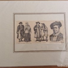 Arte: TRAJES REGIONALES, MALLORCA IBIZA, PORTUGAL, CASTILLA LA MANCHA. Lote 178030143