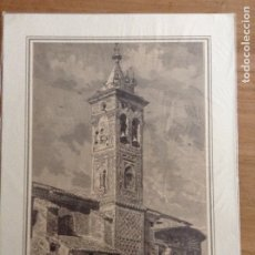 Arte: TORRE DE SAN MIGUEL DE LOS NAVARROS, ZARAGOZA. Lote 178096240
