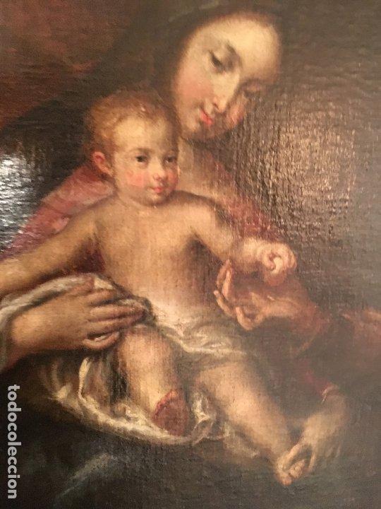 Arte: IMPRESIONANTE SAGRADA FAMILIA DE GRAN TAMAÑO - Foto 2 - 178178872