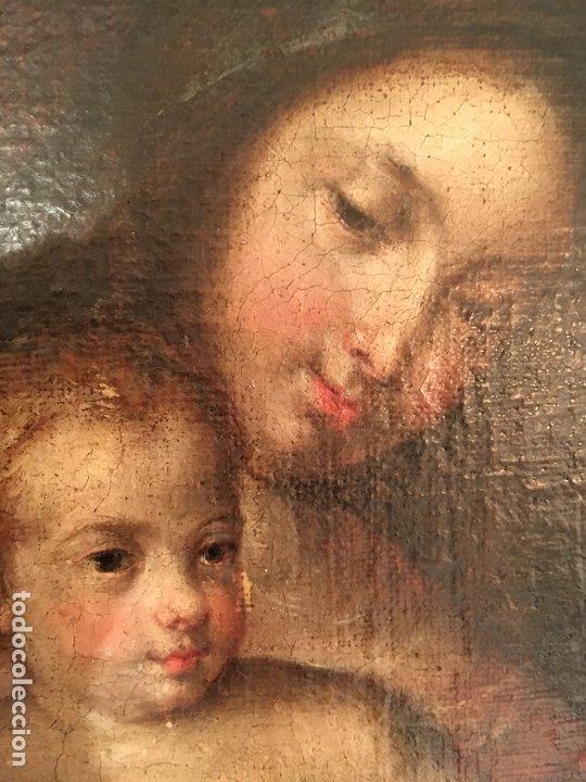 Arte: IMPRESIONANTE SAGRADA FAMILIA DE GRAN TAMAÑO - Foto 3 - 178178872