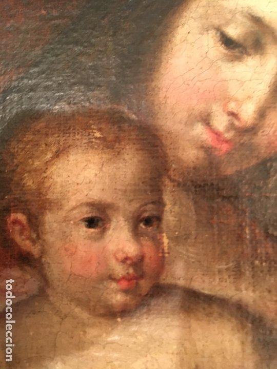 Arte: IMPRESIONANTE SAGRADA FAMILIA DE GRAN TAMAÑO - Foto 5 - 178178872