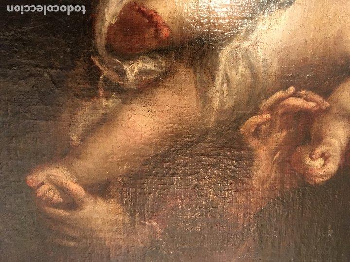 Arte: IMPRESIONANTE SAGRADA FAMILIA DE GRAN TAMAÑO - Foto 6 - 178178872