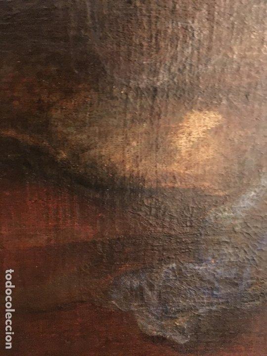 Arte: IMPRESIONANTE SAGRADA FAMILIA DE GRAN TAMAÑO - Foto 7 - 178178872