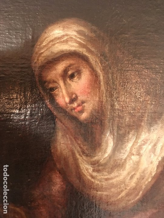Arte: IMPRESIONANTE SAGRADA FAMILIA DE GRAN TAMAÑO - Foto 8 - 178178872