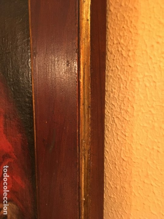 Arte: IMPRESIONANTE SAGRADA FAMILIA DE GRAN TAMAÑO - Foto 10 - 178178872