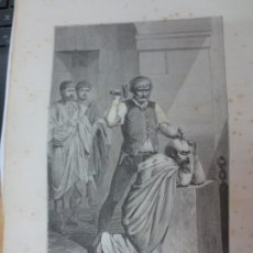 Arte: LÁMINA LITOGRAFÍA RELIGIOSA SAN SEVERO. Lote 178196832