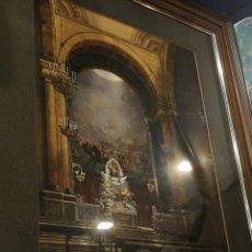 Arte: CUADRO ACUARELA, ABEL PUCHE. Lote 178217806
