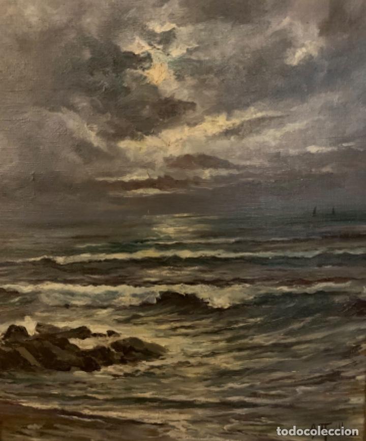 Arte: Una rabiosa marina antigua - Foto 4 - 178228180