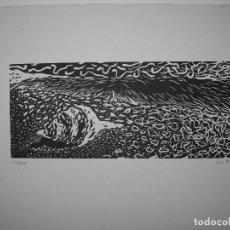 Arte: LITOGRAFÍA ANA Mª MATAS 122 DE 160. Lote 178724480