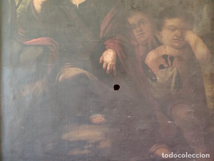 Arte: ÓLEO SOBRE LIENZO NIÑO DE PASIÓN SIGLO XVII - 1000-050 - Foto 27 - 43426843