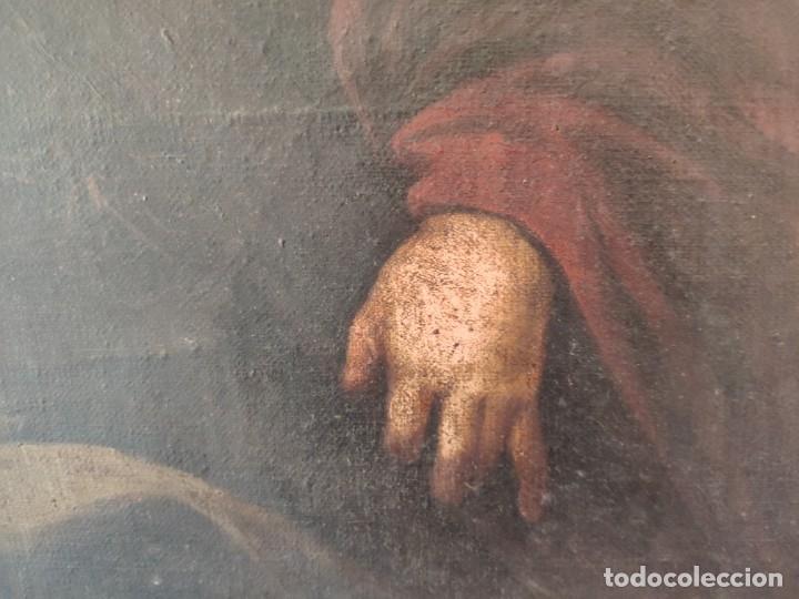Arte: ÓLEO SOBRE LIENZO NIÑO DE PASIÓN SIGLO XVII - 1000-050 - Foto 30 - 43426843