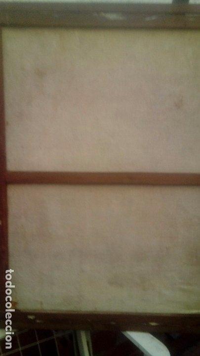Arte: Escuela española S.XIX Inmaculada oleo sobre lienzo - Foto 7 - 179033767