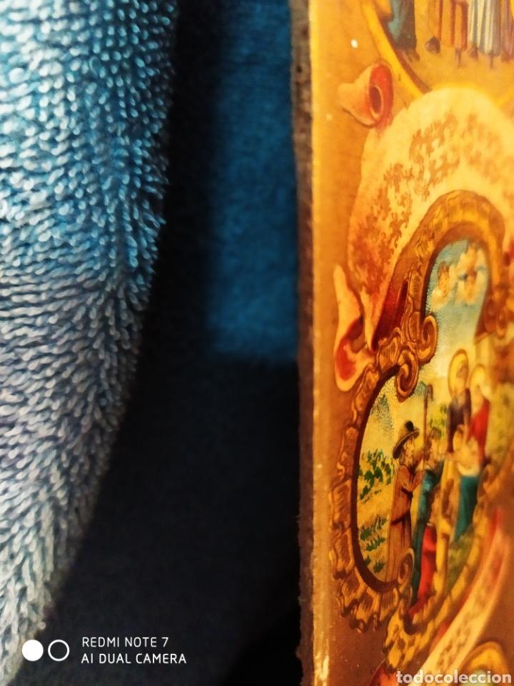 Arte: MARAVILLOSA CROMOLITOGRAFIA RELIGIOSA, SIGLO XIX O PP XX, ÚNICA, VER - Foto 27 - 179084170