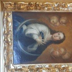 Arte: OLEO SOBRE LIENZO VIRGEN INMACULADA. Lote 179222967