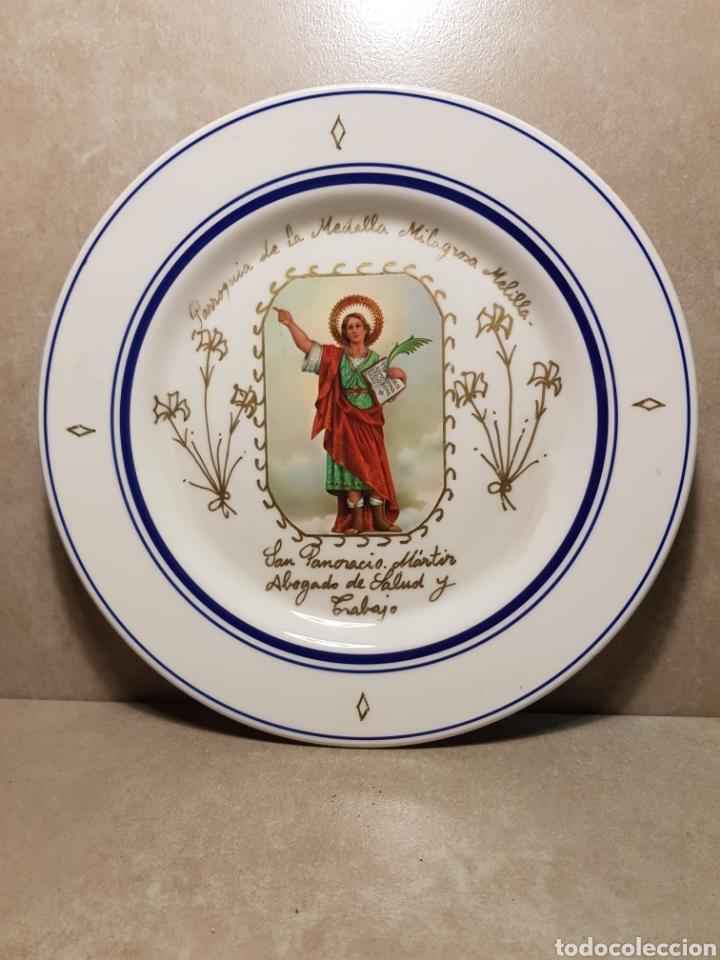 PRECIOSO PLATÓ RELIGIOSO (Arte - Arte Religioso - Iconos)