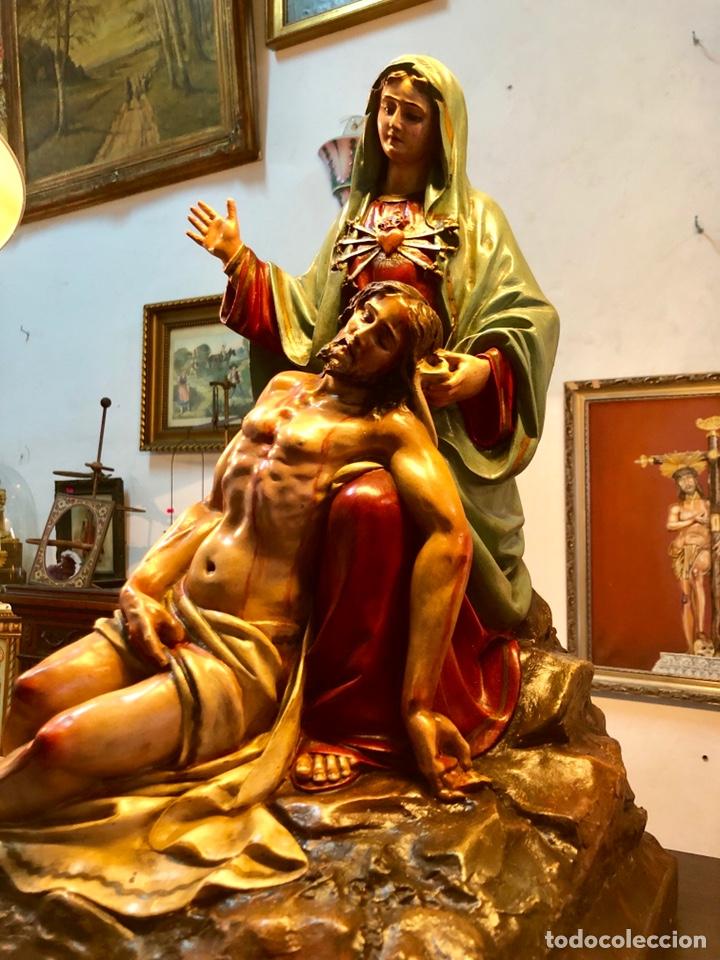 Arte: Olot- Piedad - Foto 2 - 179326715