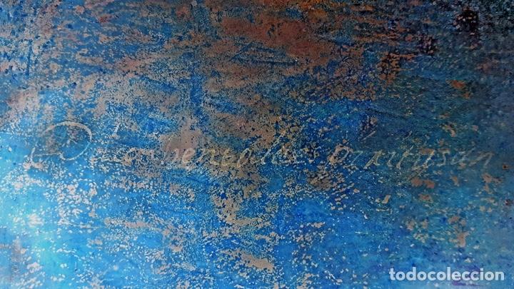 Arte: La Piedad. Óleo sobre cobre. S.XVI. Escuela española - Foto 15 - 179333900