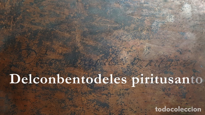 Arte: La Piedad. Óleo sobre cobre. S.XVI. Escuela española - Foto 16 - 179333900