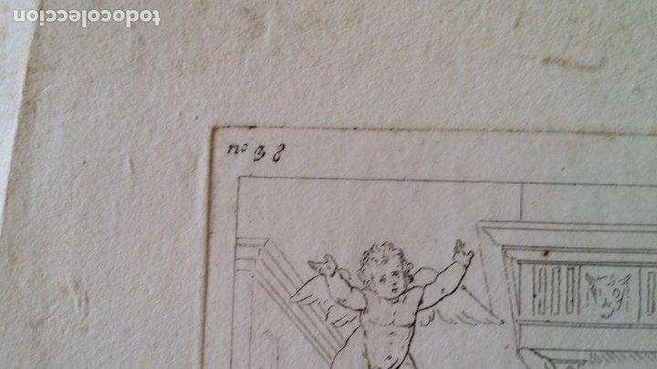 Arte: Gaetano ZANCON-Turchi dit L Orbetto , Jesús flagelado, aguafuerte, Verona, 1809 - Foto 6 - 179947203
