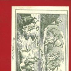 Arte: BERNARD DIREXIT. GRABADO SIGLO XVIII: MOSAIQUE, OUVRAGES. Lote 180116348