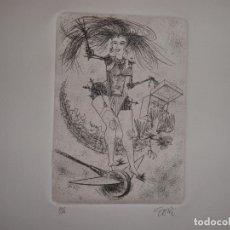 Arte: GRABADO LORENZO GOÑI. Lote 180277081