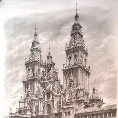 Arte: SANTIAGO DE COMPOSTELA. CATEDRAL. Lote 180340495