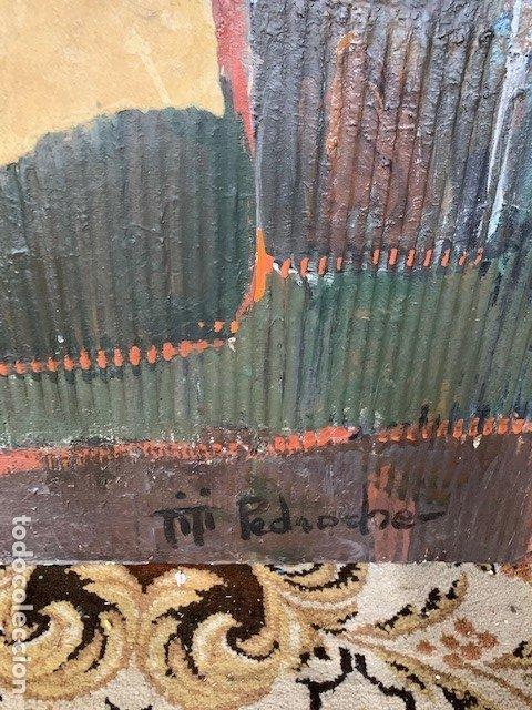 Arte: Oleo bodegon firmado Titi Pedroche - Foto 2 - 180408252