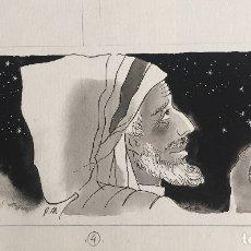 Arte: ABRAHAM, DE PIERRE MONNERAT (SUIZA 1917-ESPAÑA 2005). Lote 180415022