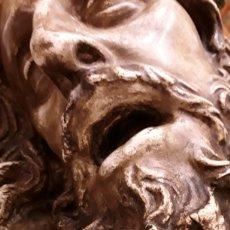 Arte: ESCULTURA TORSO DEL CRISTO YACENTE DEL PARDO.. Lote 181086692